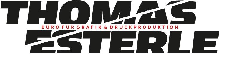 Thomas Esterle // Büro für Grafik & Druckproduktion